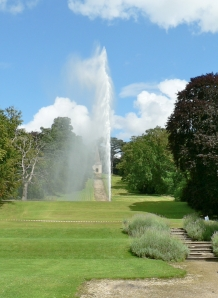 Stanway House fountain
