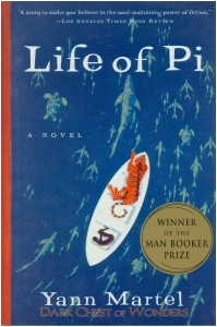 life of pi cover art