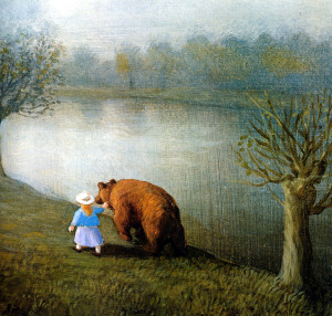 The Bear by Michael Sowa