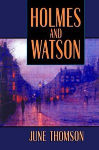 Holmes and Watson cover art